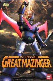 Gran Mazinger: Temporada 1