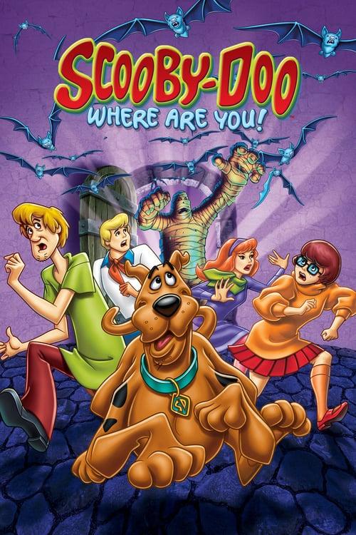 Scooby Doo dónde estas !